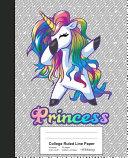 College Ruled Line Paper PDF