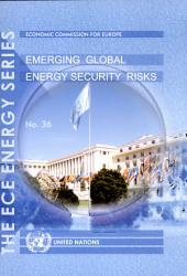 Emerging Global Energy Security Risks