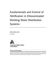Fundamentals and Control of Nitrification in Chloraminated Drinking Water Distribution Systems (M56)