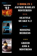Jackie Harlan Mystery Box Set