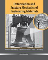 Deformation and Fracture Mechanics of Engineering Materials  5th Edition PDF
