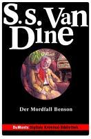 Der Mordfall Benson     DuMonts Digitale Kriminal Bibliothek PDF
