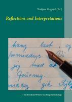 Reflections and Interpretations PDF