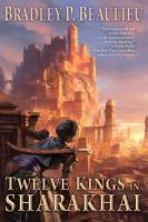 Twelve Kings in Sharakhai PDF