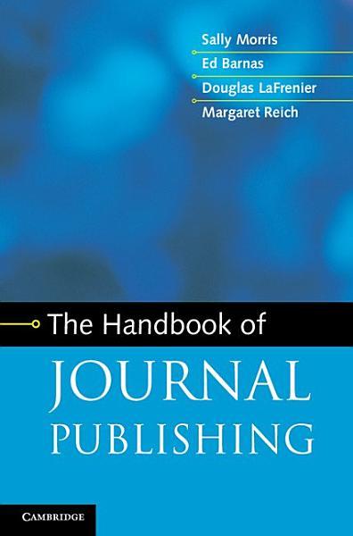 The Handbook of Journal Publishing