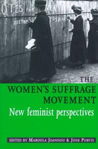 The Women s Suffrage Movement Book