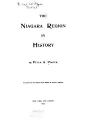The Niagara Region in History