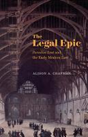 The Legal Epic PDF