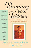 Parenting Your Toddler