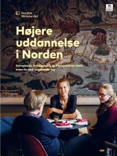 Højere uddannelse i Norden: Samarbejde, Arbejdsdeling og Koncentration (SAK) inden for små akademiske fag