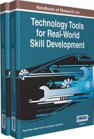 Handbook of Research on Technology Tools for Real World Skill Development PDF