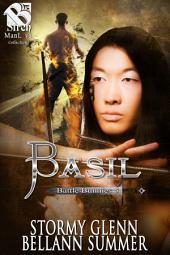 Basil [Battle Bunnies 5]