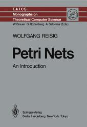 Petri Nets: An Introduction