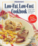 Prevention s Low fat  Low cost Cookbook PDF