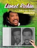 Lionel Richie Dots Lines Spirals Coloring Book