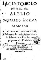 A Lelio: govierno moral