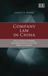 Company Law in China Book