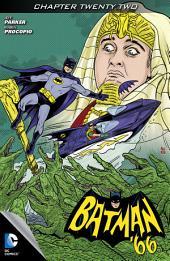 Batman '66 (2013-) #22