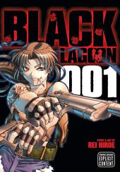 Black Lagoon: Volume 1