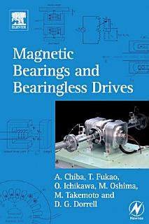 Magnetic Bearings and Bearingless Drives Book