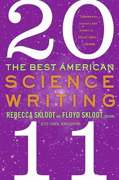 Download The Best American Science Writing 2011 Book