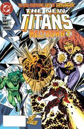 The New Titans (1984-1996) #128