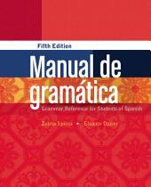 Manual de gramática: Edition 5