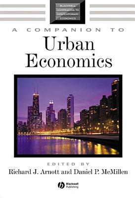 A Companion to Urban Economics PDF