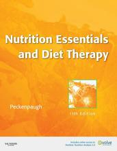 Nutrition Essentials and Diet Therapy   E Book PDF