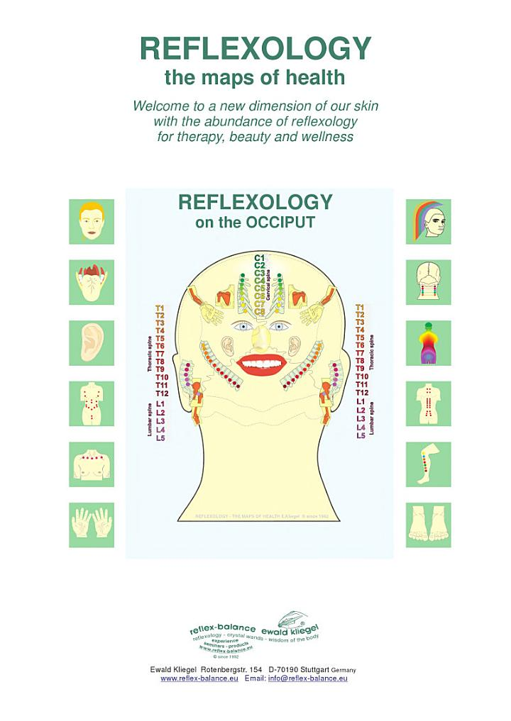 REFLEXOLOGY on the OCCIPUT