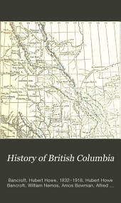 History of British Columbia: 1792-1887