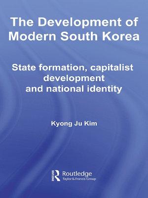 The Development of Modern South Korea