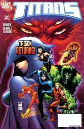Titans (2008-) #2