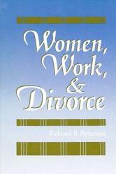Women Work And Divorce Book PDF