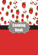 Cooking Book  Blank Cookbook Recipes Notes Cooking