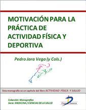 Motivación para la práctica de actividad física y deportiva