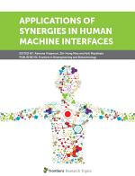Applications of Synergies in Human Machine Interfaces