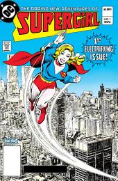 The Daring New Adventures of Supergirl (1982-) #1