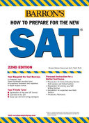 How To Prepare For The New Sat Book PDF