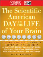 The Scientific American Day in the Life of Your Brain PDF