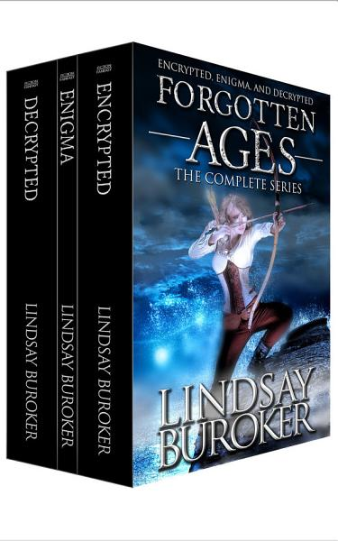 Download Forgotten Ages  The Complete Series  Book