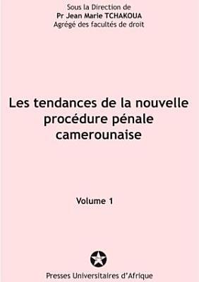 Cameroon criminal procedure code and international criminal law PDF
