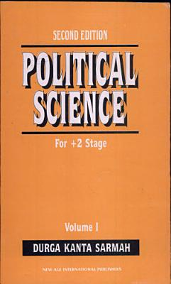 Political Science   2 Stage  Vol  I PDF