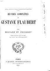 Bouvard et Pécuchet; précedé d'une étude sur G. Flaubert par Guy de Maupassant