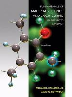 Fundamentals of Materials Science and Engineering  An Integrated Approach  4th Edition PDF