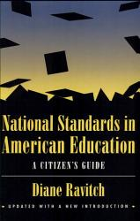 National Standards In American Education Book PDF