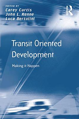 Transit Oriented Development PDF