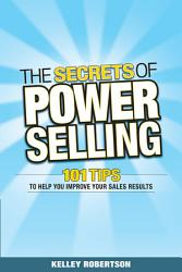 The Secrets Of Power Selling Book PDF