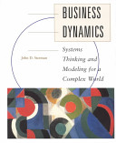 Business Dynamics  Systems Thinking and Modeling for a Complex World with CD ROM