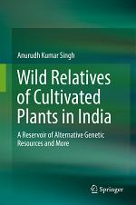 Wild Relatives of Cultivated Plants in India